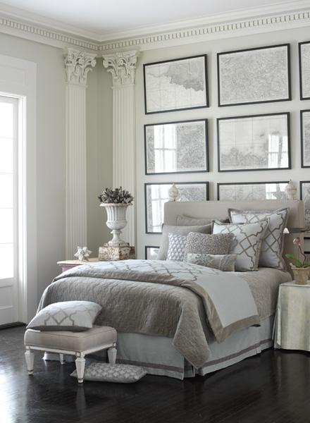 interior bedroom صور غرف نوم تضعك مباشرة في عالم الأحلام