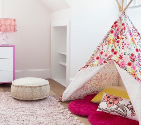 غرف أطفال لن يود طفلك أن يغادرها