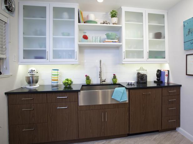kitchen decoration ideas cabinets10 وحدات التخزين في المطبخ.. أناقة وعملية
