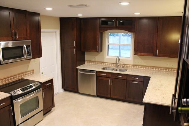 kitchen decoration ideas cabinets14 وحدات التخزين في المطبخ.. أناقة وعملية