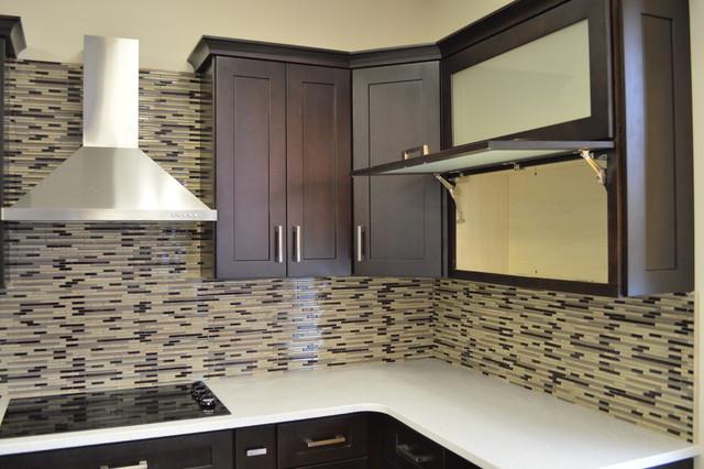 kitchen decoration ideas cabinets4 وحدات التخزين في المطبخ.. أناقة وعملية