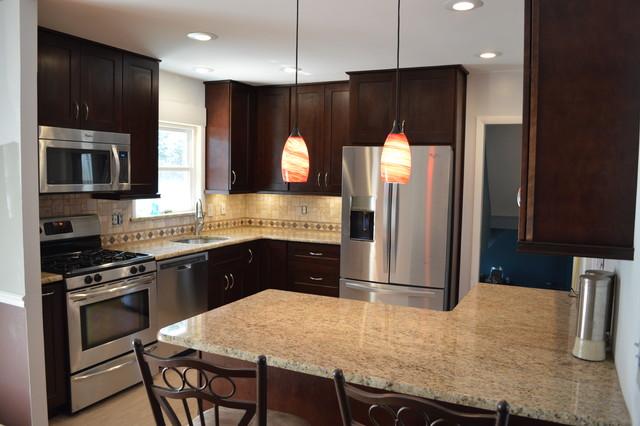 kitchen decoration ideas cabinets7 وحدات التخزين في المطبخ.. أناقة وعملية