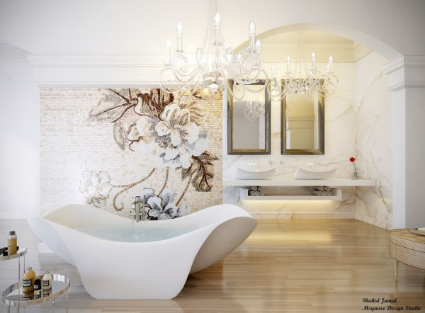 %name luxurious feminine bath design 600x442