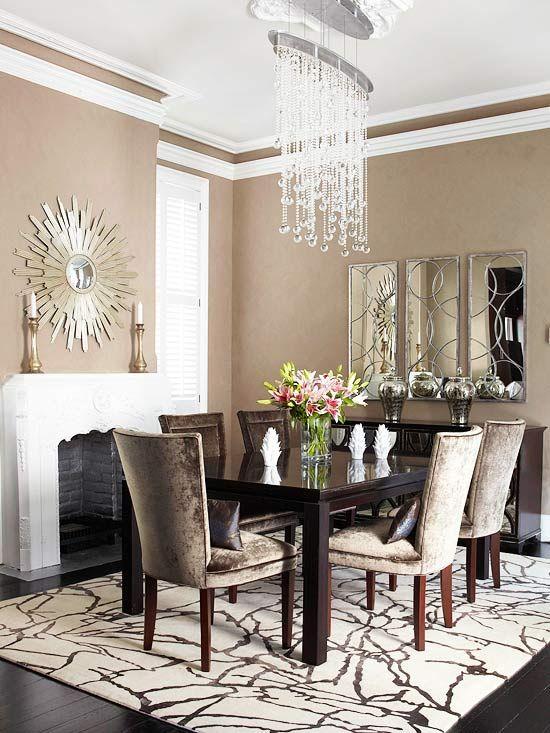 modern dining room ideas classy جددي حيوية منزلك مع أفكار غرف سفرة مودرن