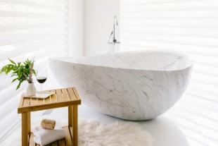 أحواض استحمام فريدة لهواة الرفاهية