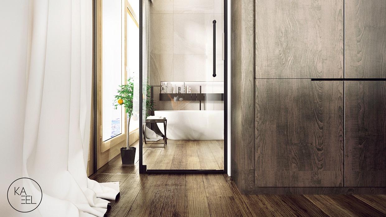 refreshing modern design منزل مودرن يمثل الإبداع في كل أركانة