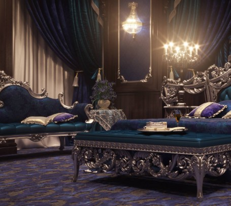 royal-classical-bedroom-blue