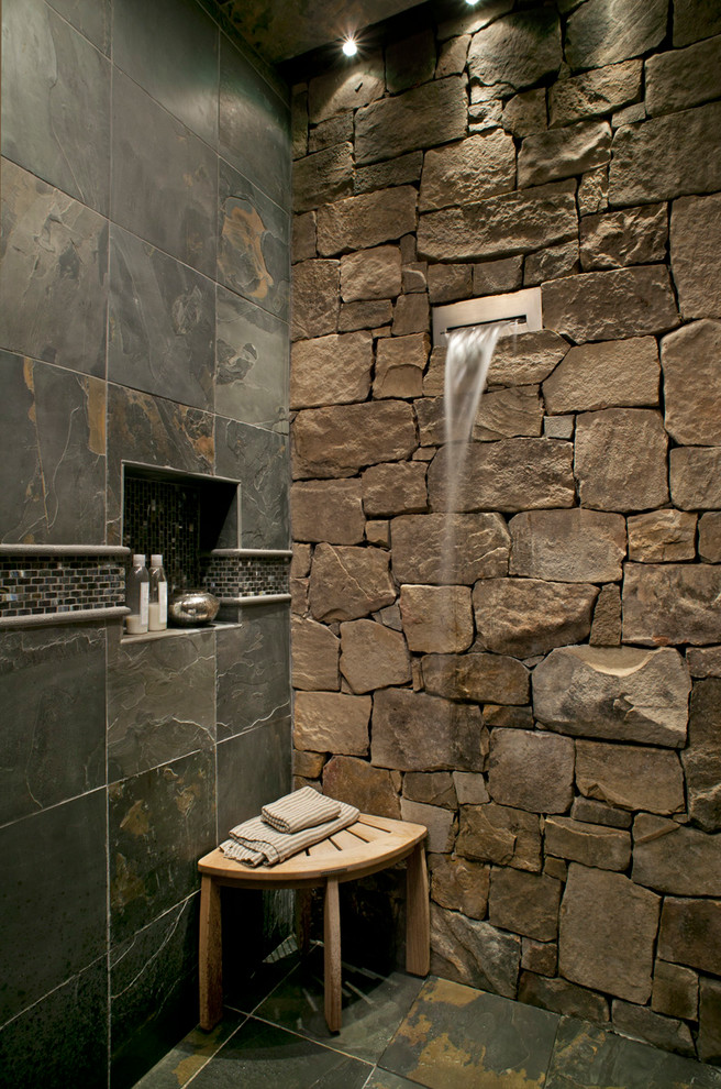 rustic bathroom rocks rustic bathroom rocks