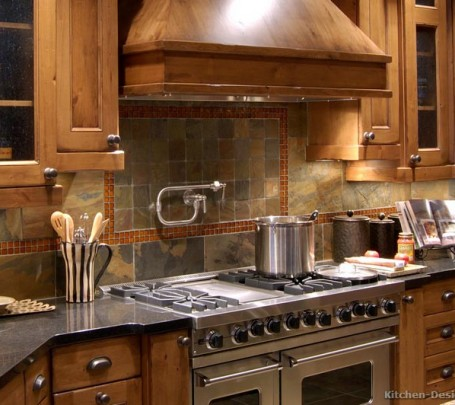 rustic-kitchen-decor-sink-brown-close