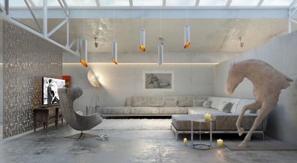 silver design ideas 600x3291 كيف تختارين تصميم غرفة جلوسك في 2016