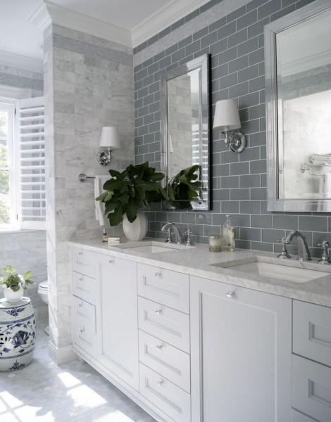 traditional bathroom 470x600 افكار ديكورات حمامات مودرن