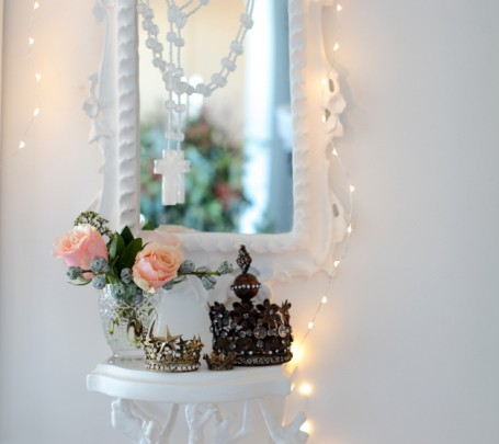 vintage-mirror-decoration