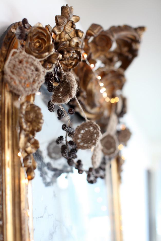 vintage mirror decoration ideas تصميمات VINTAGE لأناقة ليس لها مثيل