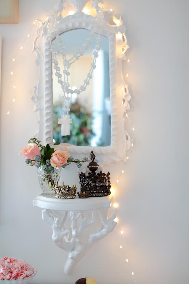 vintage mirror decoration تصميمات VINTAGE لأناقة ليس لها مثيل