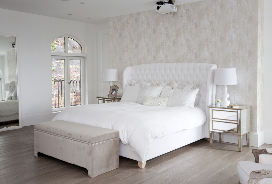 white modern bedroom white modern bedroom