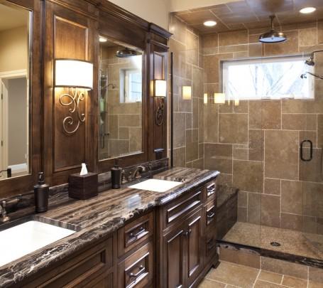 wooden-classical-bathroom